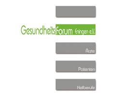 Gesundheitsforum