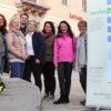 Treffen Ausschuss Gesundheitsforum Eningen e. V. – Melanie Schütt setzt sich für die Gemeinde ein.