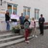 Als Vorstandsmitglied des Gesundheitsforum Eningen unterwegs – Spende von APROS Consulting & Services